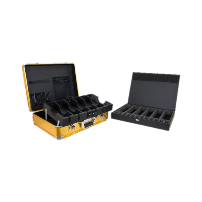 Vincent large Master Case – Gold