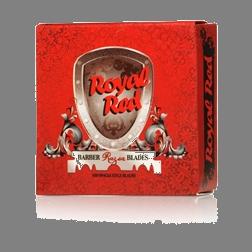 ROYAL RED RAZOR BLADES