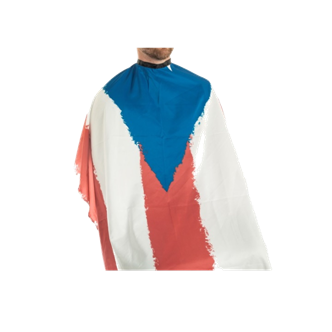 Campbell's Puerto Rico Flag Cape